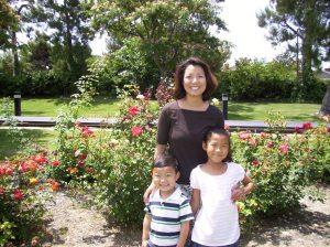 Anna & Isaac, my precious kids