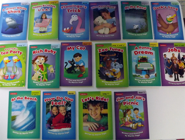 Guided Reading Books of 20 Guided Reading Books