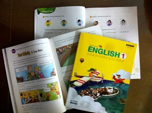 English as a Foreign Language for Korean Middle Schools
